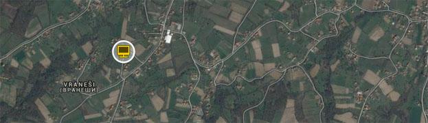Lokacija agencicje na mapi